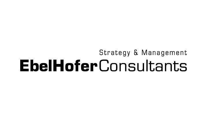 Logo von EbelHofer Strategy & Management Consultants GmbH
